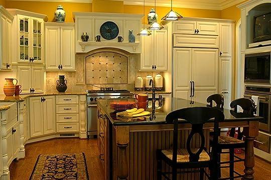 Tuscan Kitchen Design Ideas With Wooden Cabinet Tuscan Kitchen Design Ideas Lowering The Cost