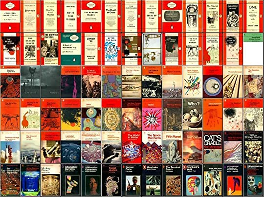Examples of Penguin book covers