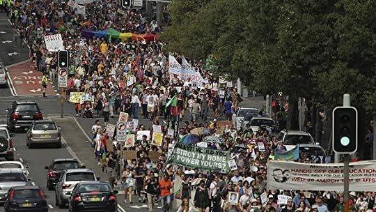 Anti-Abbott Protest
