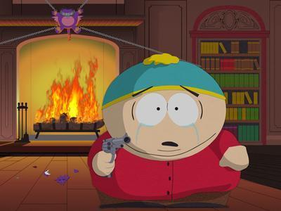 Cartman Goodbye Sally Prissy Pants