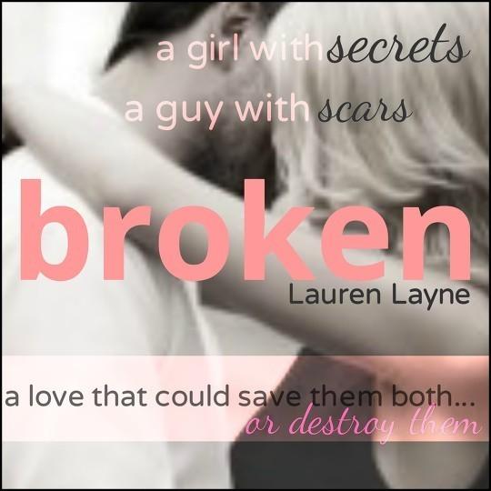 Broken (Redemption, #1) by Lauren Layne