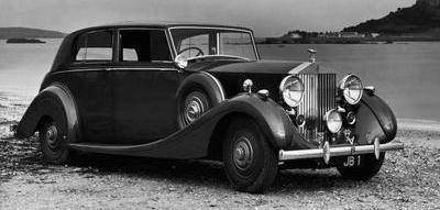 1938 Rolls Royce Wraith