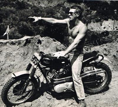 McQueen Triumph