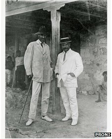 Casement in Peru
