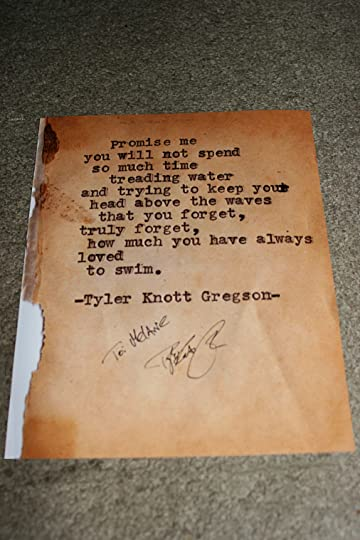 Chasers Of The Light Poems From The Typewriter Series By Tyler