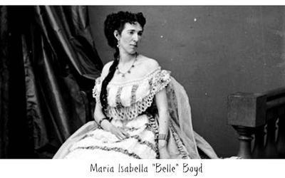 Maria Isabella aka Belle Boyd