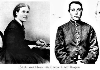 Sarah Emma Edmonds alias Frank Thompson