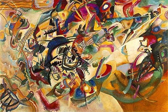Composition VII, 1913, Vasily Kandinsky