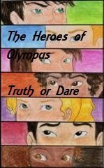 Write, Wrote, Written - Kamiko's Writing: Heroes Of Olympus Truth or