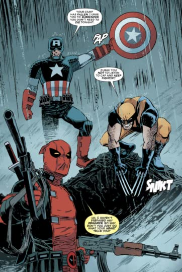 Deadpool, Volume 3: The Good, the Bad and the Ugly by Brian