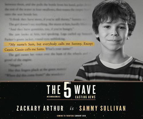 The 5th Wave - THE CASTING FOR EVAN AND BEN AND CASSIE