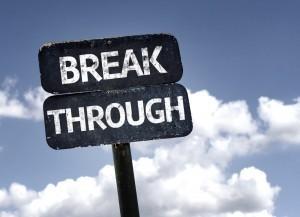 Break Through Picture