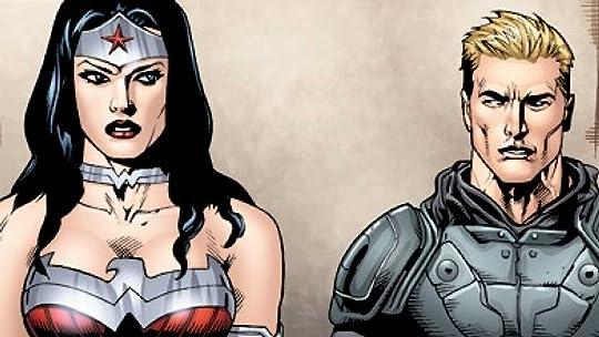 Justice League: Trinity War by Geoff Johns
