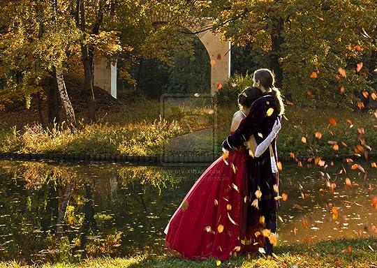 Hermosa foto que me ha recordado una escena del libro que particularmente me ha encantado.