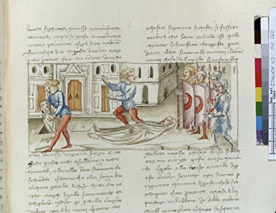 Divine Comedy + Decameron - Boccaccio's Decameron: 9/22-9/28: Ninth