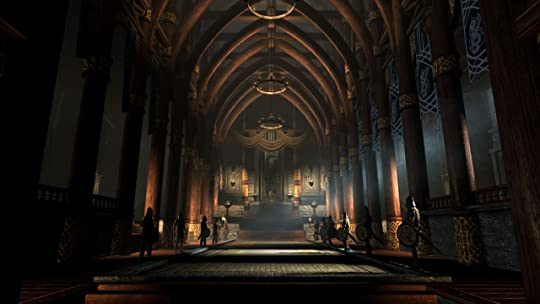 The Throne Room: Connecting to the Other Side