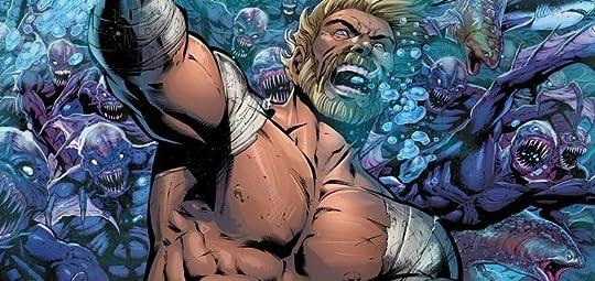 Aquaman, Volume 4: Death of a King by Geoff Johns