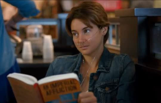 Mohammed Arabey S Review Of The Fault In Our Stars