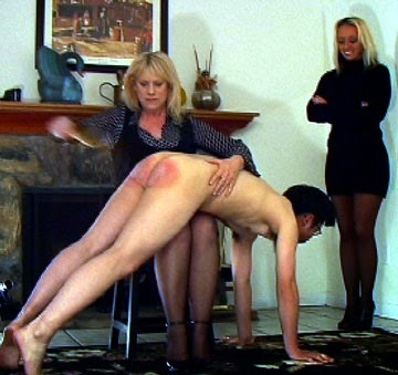 Bare spank cousin witnessed