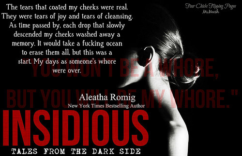 Insidious (Tales from the Dark Side, #1) by Aleatha Romig