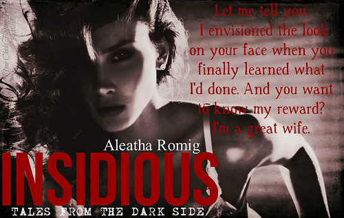 Insidious tales from the dark side 1 by aleatha romig insdious1 fandeluxe PDF
