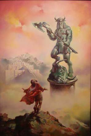 what classic struggle do gilgamesh and enkidu represent