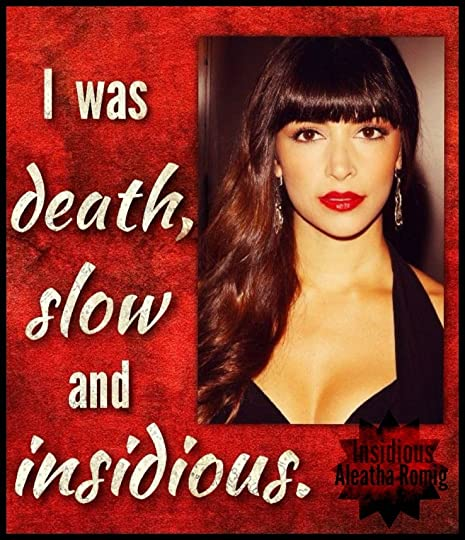 Insidious Tales From The Dark Side 1 By Aleatha Romig