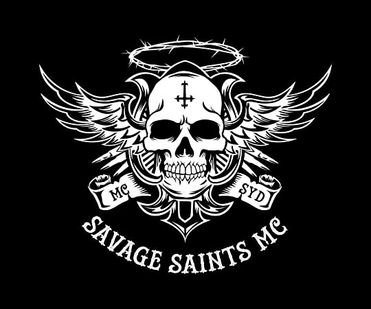 KICK, Savage Saints MC #1