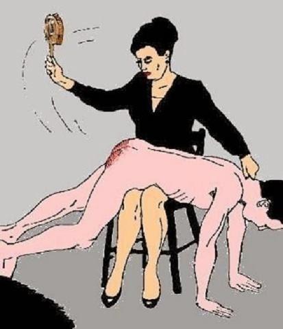 Aunt spanks nephew naked best porno gallery