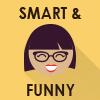icon smart funny