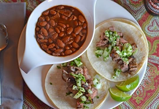 Summer Chaparral Carne Asada Tacos