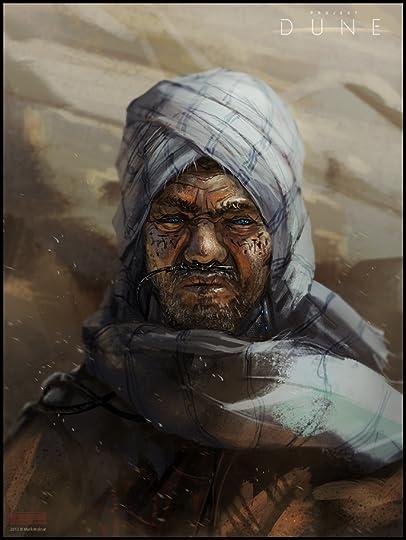 Fremen Leader