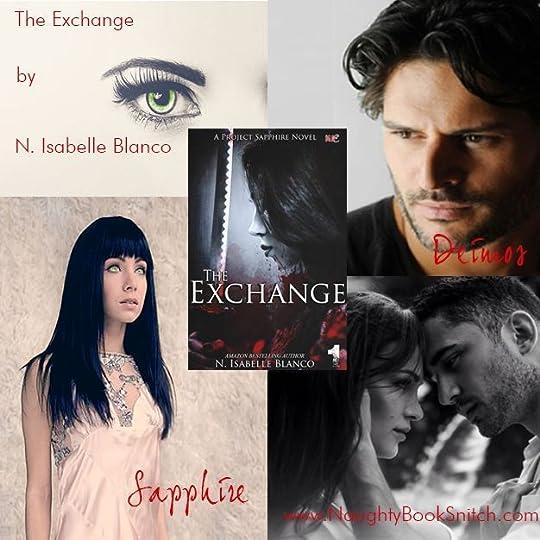 The Exchange casting photo