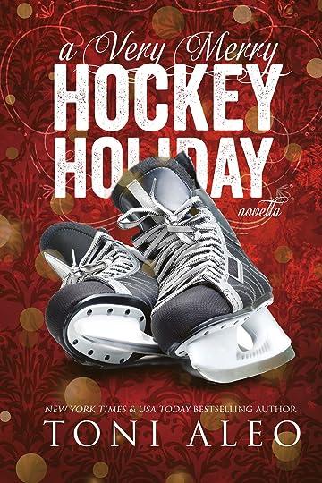 Very Merry Hockey Holiday high