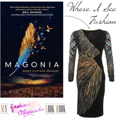 Where I See Fashion: Magonia!