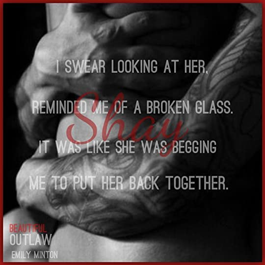 Beautiful Outlaw (Savage Outlaws MC #1) by Emily Minton