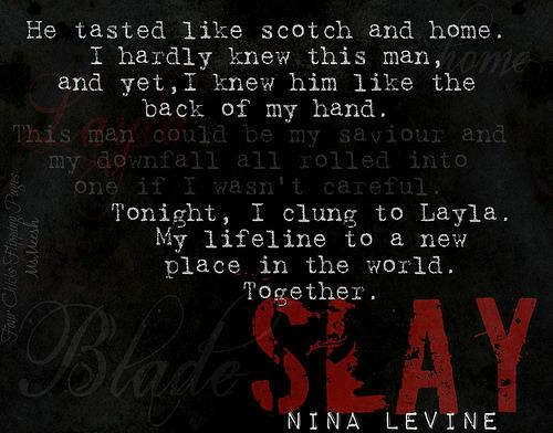Slay Storm Mc 4 By Nina Levine