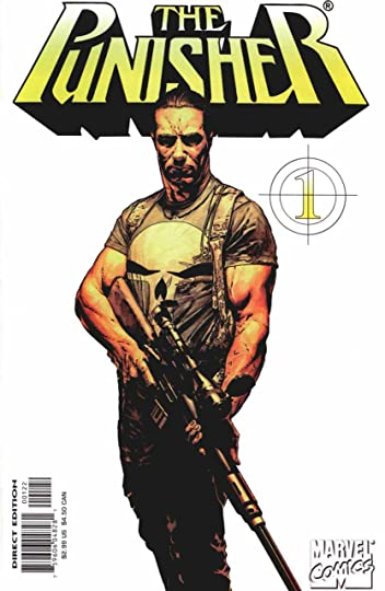 The Punisher, Vol  1: Welcome Back, Frank by Garth Ennis