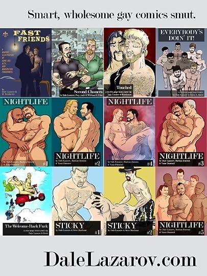 гей комиксы эротические