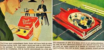 Future Food and Car