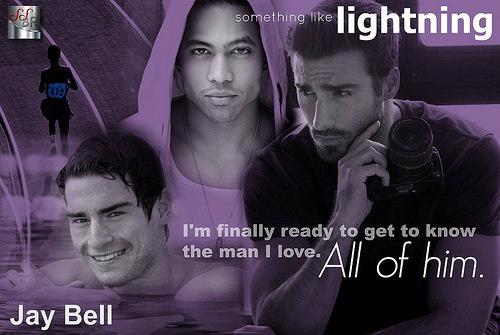 Something Like Lightning ~ Jay Bell
