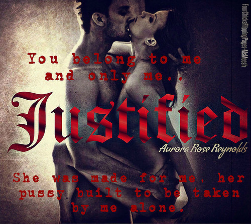 Justified Alfha Law Firm 1 By Aurora Rose Reynolds