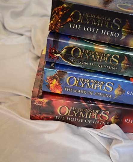 The lost hero goodreads giveaways