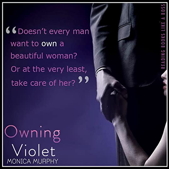 Owning Violet by Monica Murphy