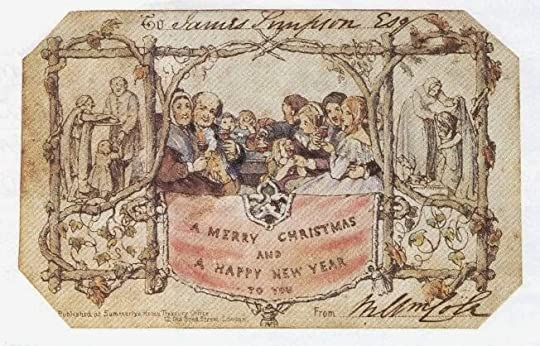 Trilby Busch's Blog - Creepy Christmas Cards: Bizarro Victorian ...