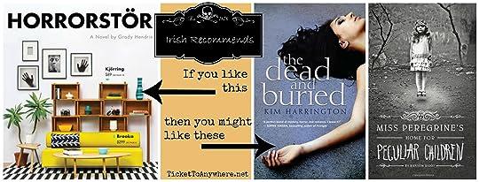 Irish Recommends - Horrorstor