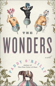 I love the North American cover! (The Wonders is due out in February 2015.)