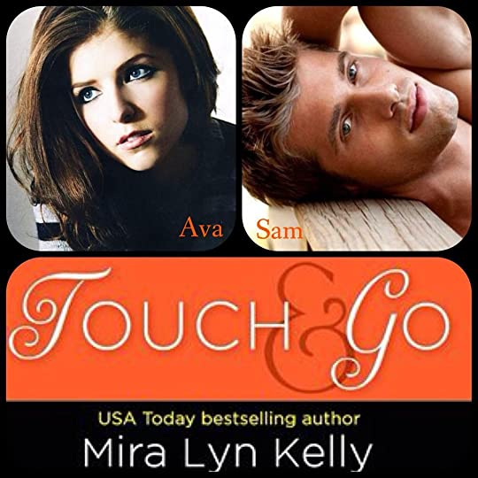 Touch Go Dare To Love 2 By Mira Lyn Kelly
