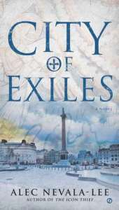 Cover of <i>City of Exiles</i>.