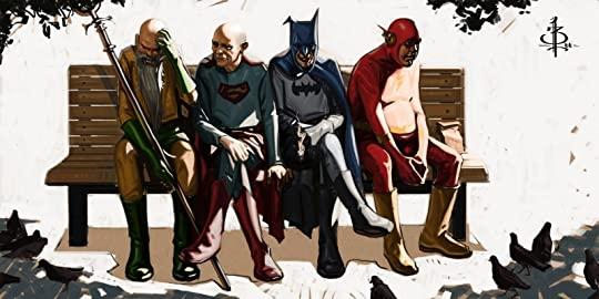 Old Superheroes